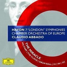 Deutsche Grammophon Reissue Symphony Music CDs