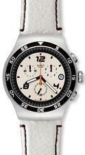 Bis zu 30 m (3 ATM) wasserbeständige Swatch Armbanduhren mit Chronograph
