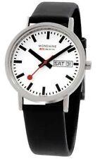 30 m (3 ATM) Polierte Armbanduhren mit Schweizer Uhr