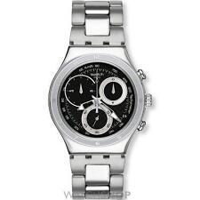 Unisex Swatch Irony Armbanduhren mit Datumsanzeige
