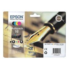 Drucker-Tintenpatronen mit Tintenstrahl und Cyan für Epson