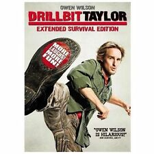 Drillbit Taylor (DVD, 2008, Unrated Extended Survival Edition) NEW