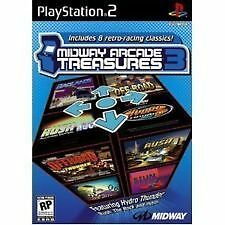 Arcade Sony PlayStation 2 Midway Video Games