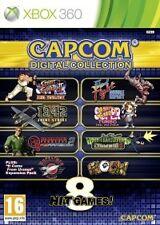 Capcom Party & Compilation Video Games