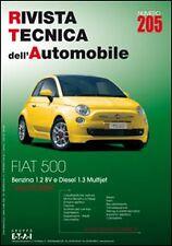 Manuali e istruzioni 500 per auto per Fiat