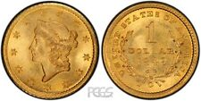 New Orleans PCGS Certified US Gold $1 Coins