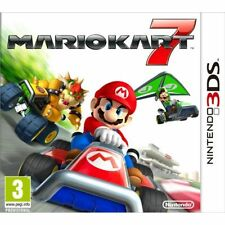 Mario Kart 7 Nintendo 3DS PAL Video Games