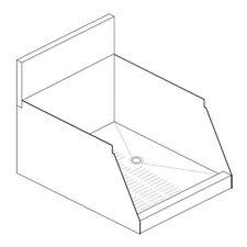 Escurridores y estantes de vidrio para barra