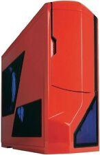 Boîtiers d'ordinateurs rouge NZXT
