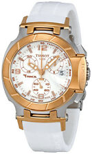 Tissot Stainless Steel Case Women's Watches with Chronograph