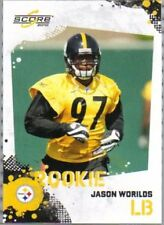 Rookie Panini Pittsburgh Steelers Original Football Cards