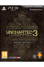 Jeux vidéo Uncharted pour Sony PlayStation 3 Sony