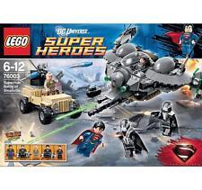 Superman Super Heroes LEGO Construction Toys & Kits