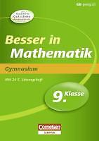 Schulbücher mit Mathematik-Thema fürs Abitur im Taschenbuch-Format