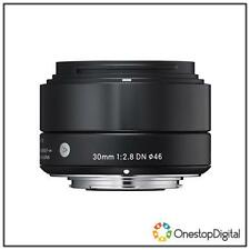 Mirrorless Sony E-mount Camera Lenses 30mm Focal