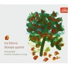 Supraphon Import Quartet Music CDs
