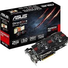 AMD Grafik- & Videokarten mit PCI Express x16-Anschluss und 2GB Speichergröße