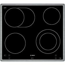 Bosch Kochfelder mit ebener Oberfläche 4 Überspannungsschutze der Kochplatten