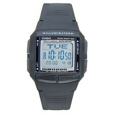 Casio Unisex Round Wristwatches