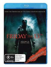 Friday Horror DVDs & Blu-ray Discs