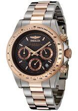 Lässige Invicta Armbanduhren mit Edelstahl-Armband