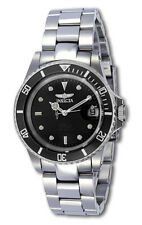 Invicta Stainless Steel Case Adult Casual Wristwatches