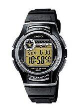 Runde Casio Armbanduhren mit 24-Stunden-Zifferblatt
