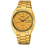 Stainless Steel Band Men's Adult Watches Seiko 5