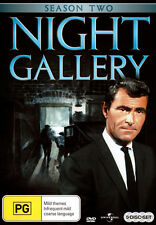 Night Gallery Region Code 4 (AU, NZ, Latin America...) DVDs