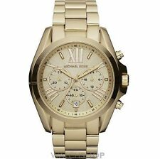 Michael Kors Stainless Steel Band Adult Analogue Watches
