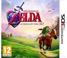 Jeux vidéo The Legend of Zelda The Legend of Zelda pour Nintendo 3DS