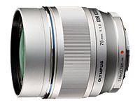 Kamera-Objektive mit Autofokus für Four Thirds mit 75mm Brennweite