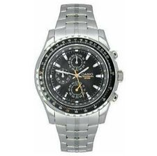 Casio Stainless Steel Band Casual Round Wristwatches