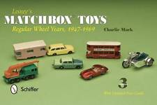 Matchbox Diecast Vehicles with Advertising Specimen