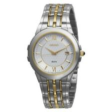 Seiko Stainless Steel Case Men's Dress/Formal Wristwatches