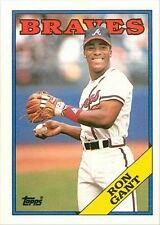 Topps Rookie Beckett (BGS) Atlanta Braves Baseball Cards