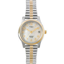 Timex Dress/Formal Silver Band Wristwatches