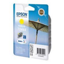Gelbe kompatible Epson Drucker-Tintenpatronen Ablaufdatum (MM/JJJJ) 01/2014
