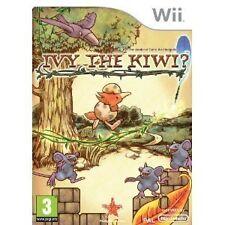 Jeux vidéo manuels inclus pour Plateformes et Nintendo Wii