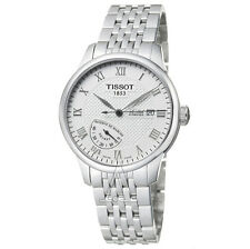 Polierte Tissot Armbanduhren mit 12-Stunden-Zifferblatt