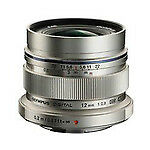Mirrorless Camera Lenses Olympus Zuiko 12mm Focal