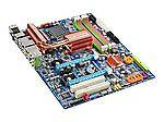 GIGABYTE Formfaktor ATX Mainboards mit LGA 775/Sockel T auf PCI Express x16