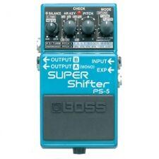 BOSS Guitar Phaser & Shifter Pedals