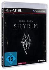 Jeux vidéo allemands The Elder Scrolls pour Sony PlayStation 3