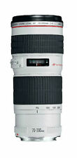 Canon EF 70-200mm Focal Camera Lenses