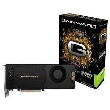 Gainward NVIDIA Grafik- & Videokarten mit GDDR 5-Speicher und 2GB Speichergröße