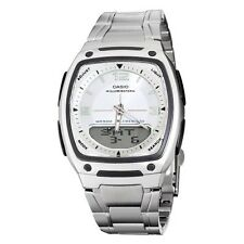 Casio Stainless Steel Case Adult Casual Wristwatches