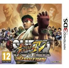 Jeux vidéo Street Fighter 12 ans et plus pour Combat