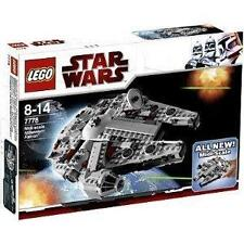 Star Wars Multi-Coloured 8-11 Years LEGO Buidling Toys