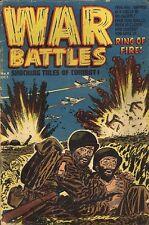 Harvey Golden Age War Comics